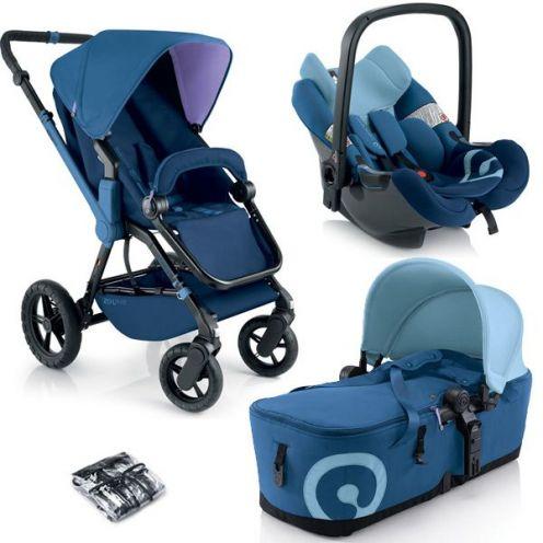 Concord wanderer mobility set 2013 blue