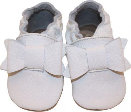 Pierwsze buty do kostek