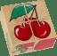 PILCH Skládačka – ovoce, 4 kostky