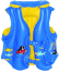 WIKY Plavací vesta krtek 45x50 cm