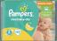 PAMPERS New Baby-Dry 2 Mini (3-6 kg) 43 ks – jednorázové pleny