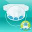 PAMPERS Active Baby-Dry 4+ Maxi+ (9-16 kg) 53 ks – jednorázové pleny