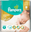 PAMPERS Premium Care 1 NEWBORN 88ks (2-5kg) VALUE pack – jednorázové pleny