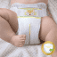 PAMPERS Premium Care 1 NEWBORN 88ks (2-5kg) VALUE pack - jednorazové plienky