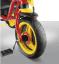 PUKY Tříkolka Carry Touring Tipper CAT 1 S, červená