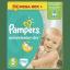 PAMPERS Active Baby 5 JUNIOR 126ks (11-18kg) MEGA Box PLUS, MĚSÍČNÍ ZÁSOBA - jednorázové pleny