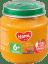 3x HAMI Mrkev, brambor a hovězí (125 g) - maso-zeleninový příkrm