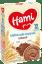 2x HAMI Kaše krupicová s kakaem (225 g) - mléčná kaše