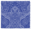 OILILY Hlboká vanička - Blue