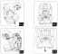 ZOPA Autosedačka Carrera (9-36 kg) - Fantomblack