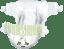MUUMI Baby Midi (5-8 kg), 50 ks – jednorázové pleny