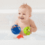 OBALL Hračka naběračky H2O Scoop'n Spill™ 3 ks 6m+