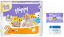 4x BELLA HAPPY Mini 2 plienky (3-6 kg) 78 ks + Indulona Telový krém 250 ml + Happy Wipes 24 ks