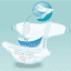 PAMPERS Active Baby 4 (8-14kg) 174 ks MĚSÍČNÍ ZÁSOBA – jednorázové pleny