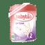 3x BABYBIO OPTIMA 2 kojenecké bio mléko (800 g)