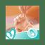 12 x PAMPERS Sensitive detské vlhčené obrúsky