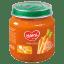 6x HAMI První lžička mrkev (125 g) - zeleninový příkrm