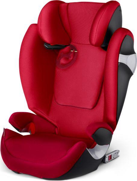 cybex autoseda ka solution m fix 15 36 kg rebel red. Black Bedroom Furniture Sets. Home Design Ideas