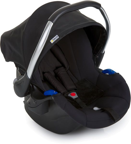 hauck autoseda ka comfort fix 0 13 kg black. Black Bedroom Furniture Sets. Home Design Ideas
