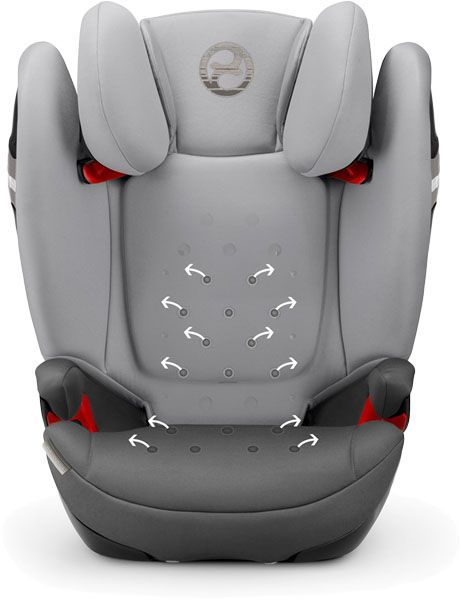 cybex solution s fix 15 36 kg fotelik samochodowy. Black Bedroom Furniture Sets. Home Design Ideas